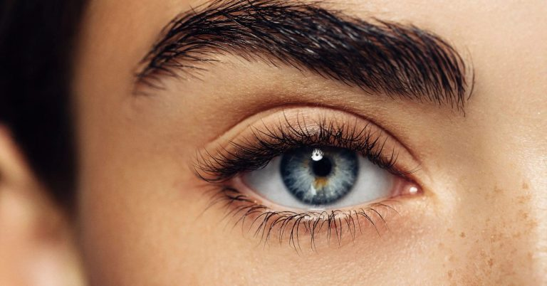 How to shower with eyelash extensions